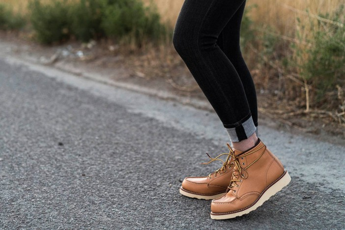 The Stockist Women Red Wings - Big American Story edit